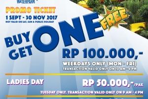 Pondok Indah Waterpark PROMO!!
