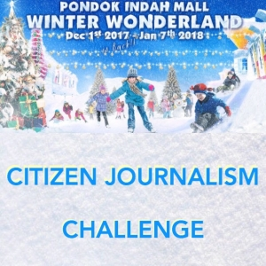 WINTER WONDERLAND CITIZEN JOURNALISM CHALLENGE