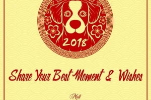 Share Your Best Moment & Wishes