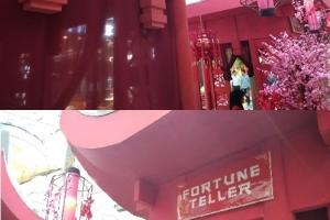 Fortune Teller and Palm Reader at Atrium PIM2