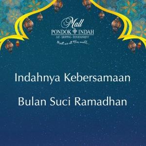 Indahnya Kebersamaan Bulan Suci Ramadhan