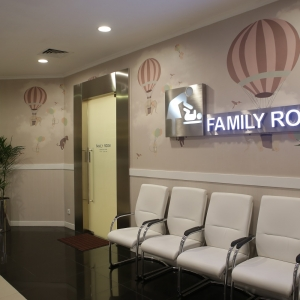 Fasilitas Family Room Pondok Indah Mall