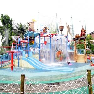 Tujuh Wahana Pondok Indah Waterpark