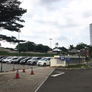 Bingung Cari Parkir Saat Weekend?