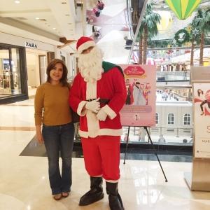 Temukan Santa Claus dan Dapatkan Hadiahnya