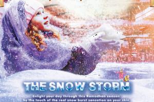 PIM Snow Storm