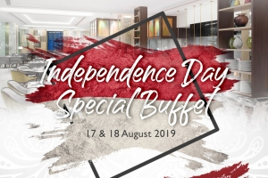 InterContinental Independence Day Special Buffet