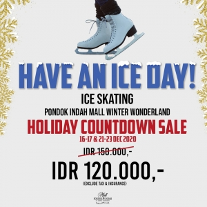 Have An Ice Day with PIM Winter Wonderland!
