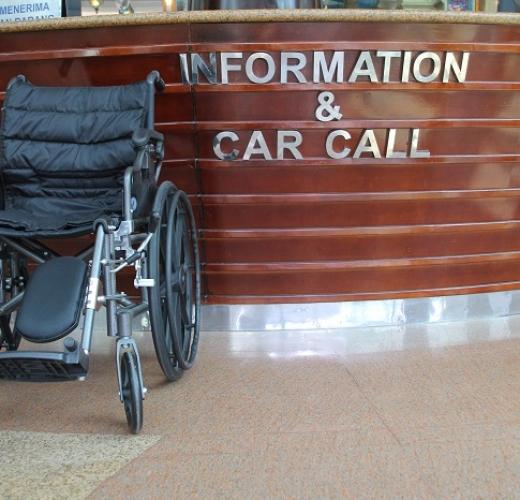 Wheelchair  Puri Indah Mall