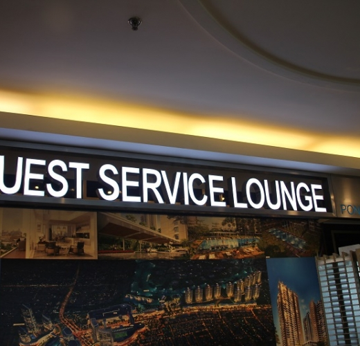 Guest Service Lounge  Pondok Indah Mall