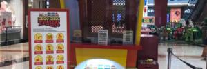 Choochoo Train at Pondok Indah Mall