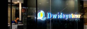 Dwidaya Tour at Pondok Indah Mall