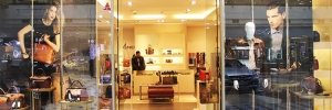 Aigner at Pondok Indah Mall