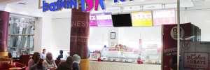 Baskin Robbins at Pondok Indah Mall