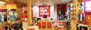 Just For Kids at Pondok Indah Mall