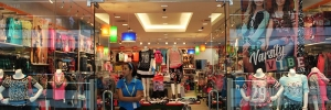 Justice at Pondok Indah Mall