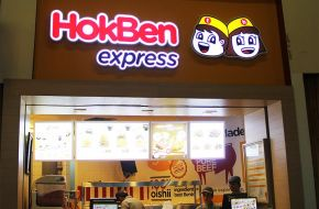 Hoka Hoka Bento Express